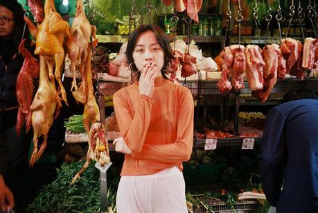 Girls, l'exposition de Luo Yang à la Maison Dentsu