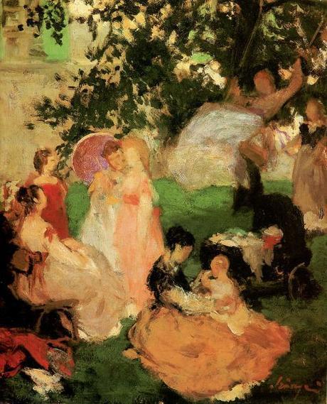 Cercle des impressionnistes et naturalistes hongrois – Billet n°110