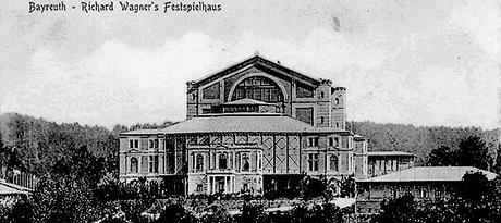 Retour de Bayreuth – En France, le Graal et l'esthétisme