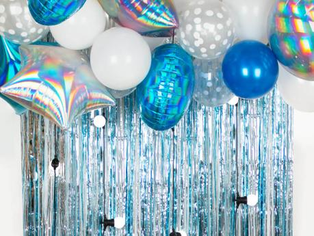 decoration pour un anniversaire reine des neiges