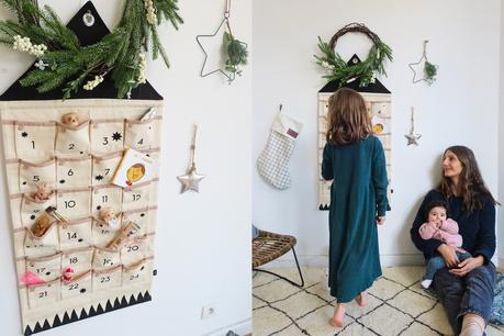 Créer une décoration de Noël en quelques minutes !