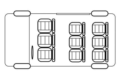 Les conseils pour vous aider à bien choisir une voiture en fonction du nombre de places à bord