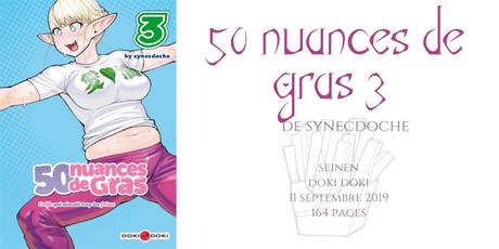 50 nuances de gras #3 • Synecdoche