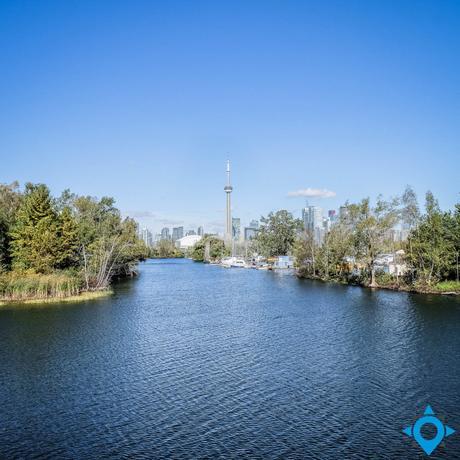 visiter Toronto Islands