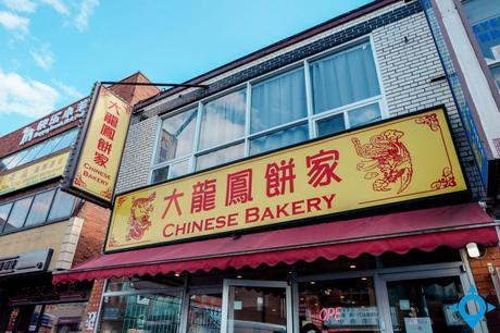 Chinatown visiter Toronto