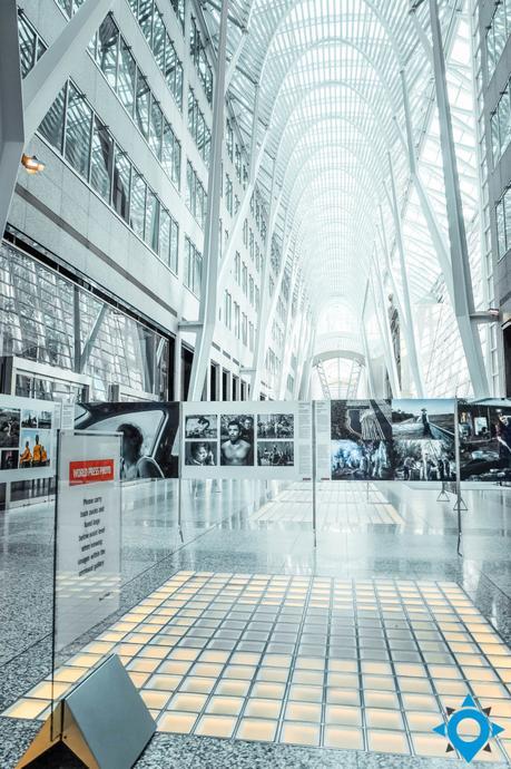 Allen Lambert Galleria Visiter Toronto