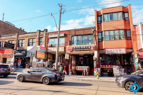 quartier chinois Toronto