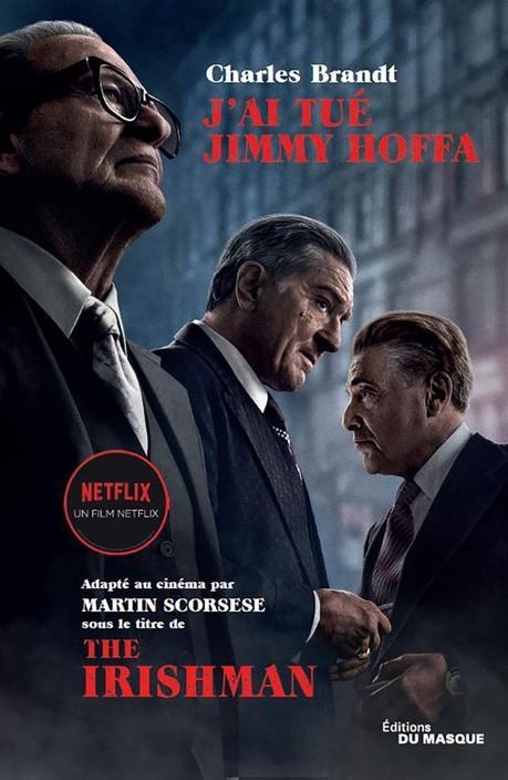 J'ai tué Jimmy Hoffa de Charles Brandt