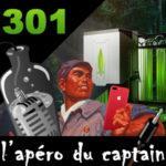 L'apéro du Captain #301 : La petite application rouge de Michel Pignouf