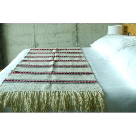 bed runner bed runner knitting patterns