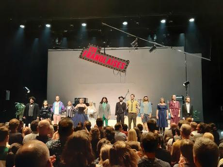 Spectacle Les Franglaises chansons Bobino Paris spectacle musical
