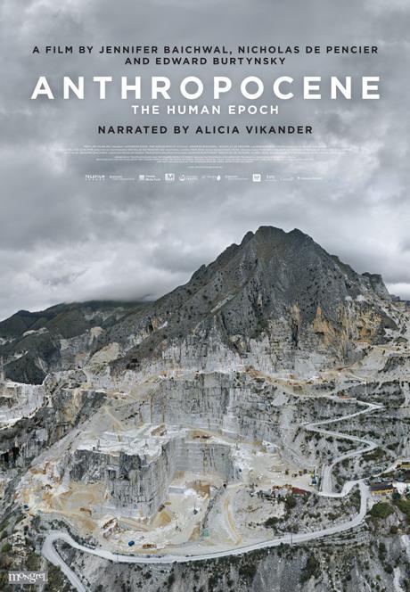 Film Documentaire ANTHROPOCENE L'ERE HUMAINE