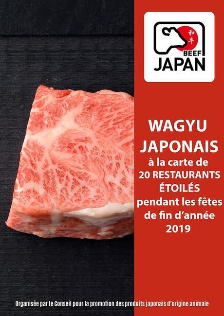 Le Wagyu japonais dans tout