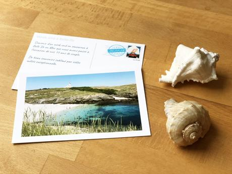 Nos cartes postales personnalisées