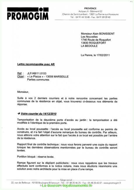 Avancée Modele De Lettre De Demande De Quitus Exemple ...
