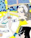 Le talent a un nom : Anna Ferrier, illustratrice voyageuse