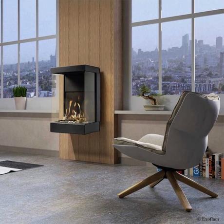 fauteuil salon poêle à gaz cheminée avis avantage - clemaroundthecorner