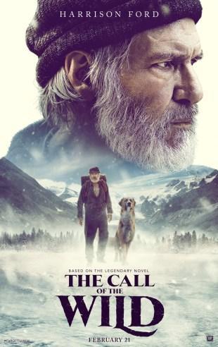 [Trailer] L'Appel de la forêt : Harrison Ford et Omar Sy crient au loup !