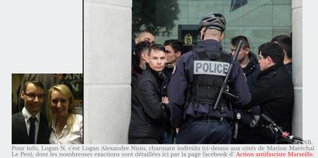 Parmi les nazis d'Iron March, un terroriste français d'extrême droite et… un poète irlandais !