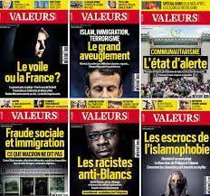 Valeurs Actuelles ? Hé, Minute, Macron ! Et Stora ? ça compte pour du beurre, l' #Antisémitisme ?