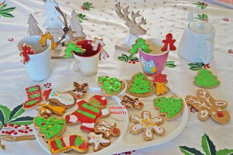 Petits Biscuits Pain d'épices