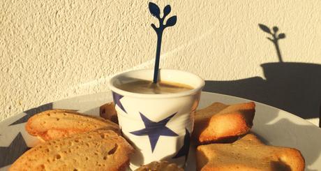 Le café «madeleines» un vrai régal