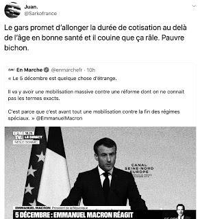 Macron recule enfin -  654ème semaine politique