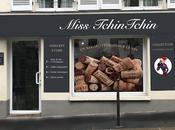 Miss TchinTchin®, nouveau concept cave vins
