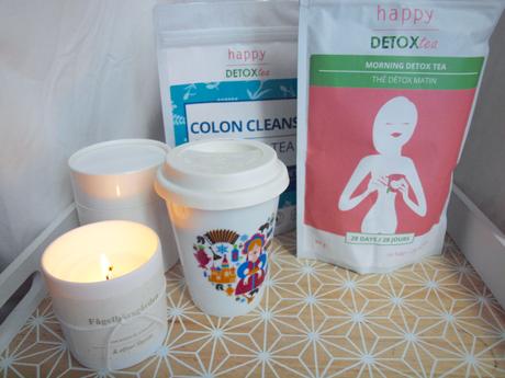 Happy Detox Tea – nouvelle cure en test!