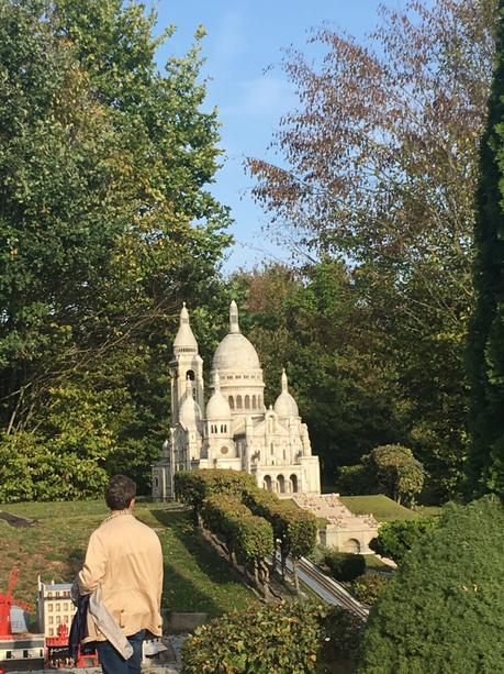 Sorties : Le Parc France Miniature