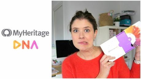 Quelles sont mes origines ? Je teste le kit ADN MyHeritage