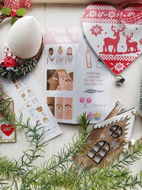 Les coffrets de Noël de BYPHASSE