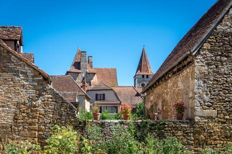 Le Village de Carennac et ses environs