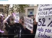 L'agression raciste xénophobe faite #NousToutes (par fachos #Nemesis)