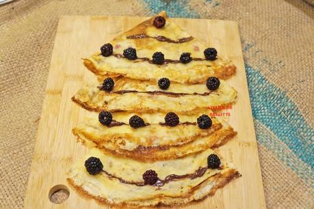 Pâte à crêpes, recette de Paul Bocuse