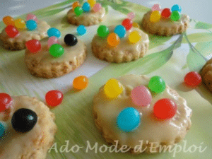30 recettes de desserts à base de bonbons