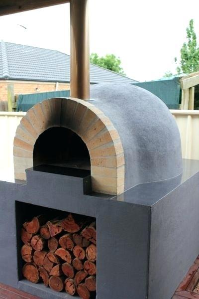 pizza oven kit outdoor pizza oven kit canada