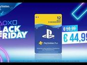PlayStation lance offres Black Friday Cyber Monday