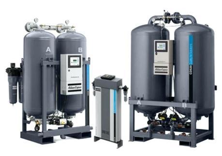 compressor air dryer air compressor filter dryer setup