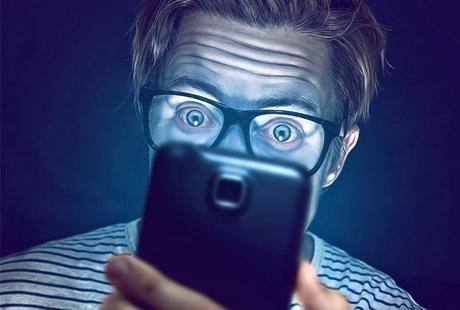blue light phone blue light screen protector app