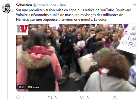 les « inconnues » de #Nemesis trahies par… Boulevard Voltaire !