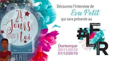 Festival du Livre Romantique - Interview d'Eva Petit