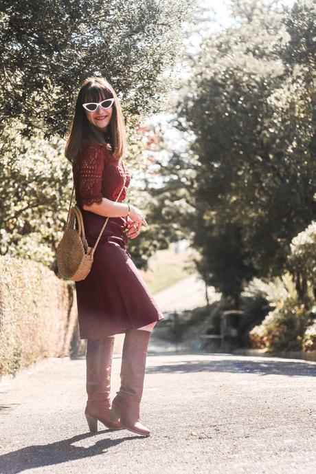 La jupe crayon Vanessa Bruno : 3 versions