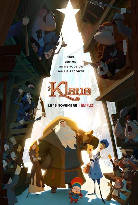 Klaus (2019) de Sergio Pablos
