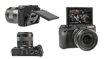 Pemberontak di saku Anda Canon EOS M3 Ulasan