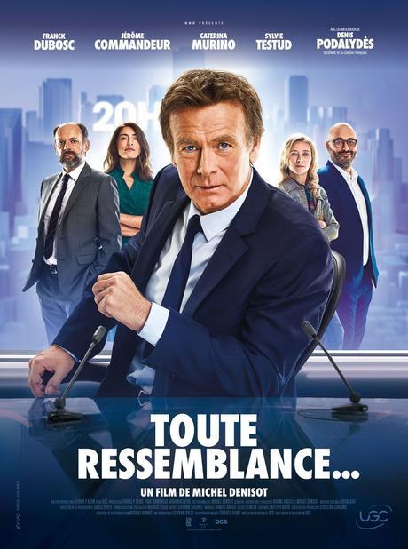 Toute Ressemblance... (2019) de Michel Denisot
