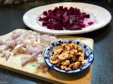 Pink pasta ? – Orechiette à la betterave