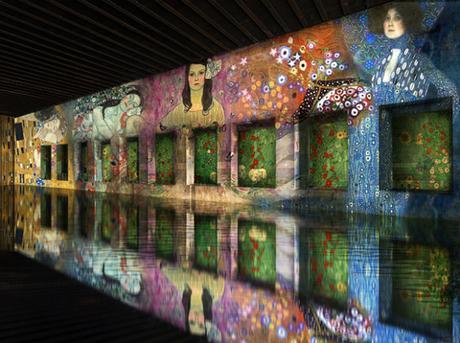 Les expositions immersives de l'Atelier des Lumières s'inviteront bientôt dans une ancienne base sous-marine de Bordeaux