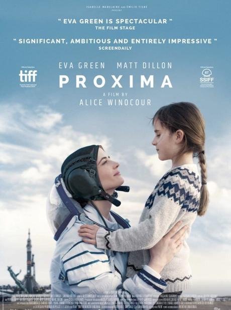 Proxima (2019) de Alice Winocour