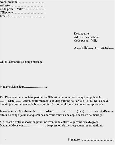 Modele De Lettre De Demande De Prolongation De Visa Super ...